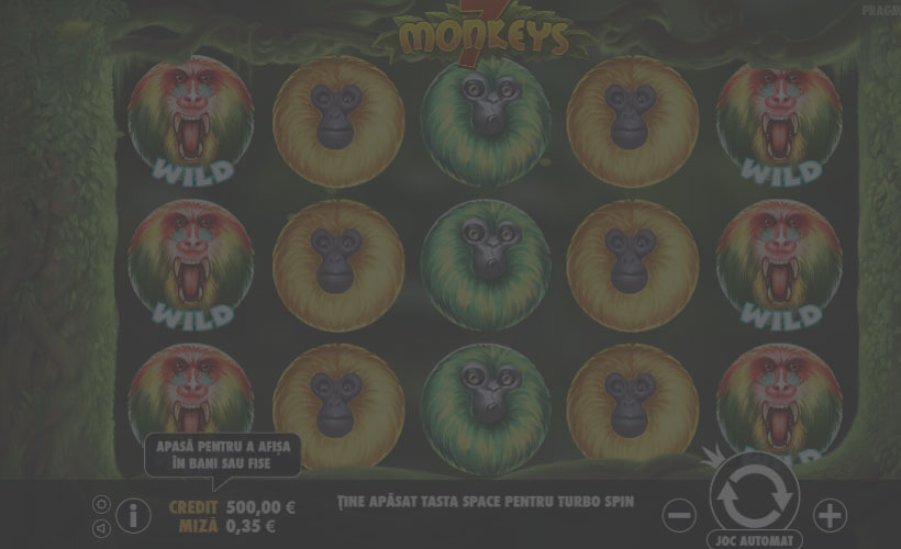 7 monkeys gratis online