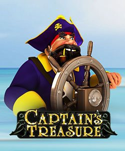 captains treasure slot