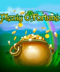plenty o fortune slot