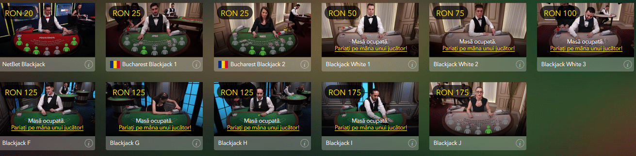 nertbet live blackjack