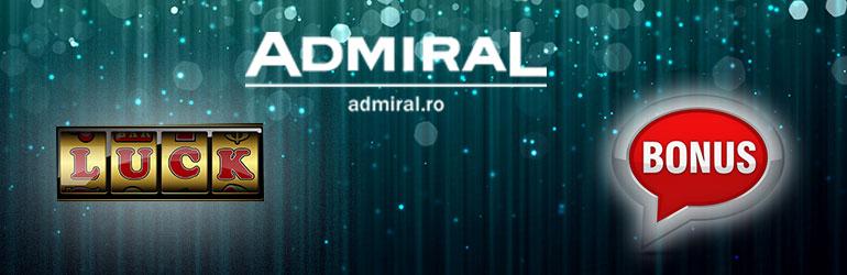 Admiral casino bonus