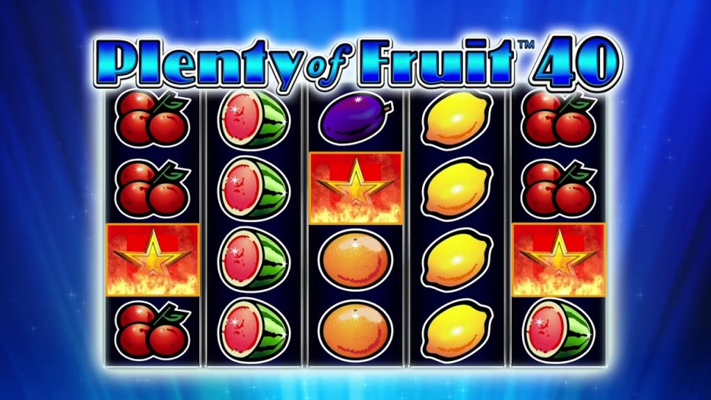 printscreen plenty of fruit 40 75 rotiri gratuite admiral