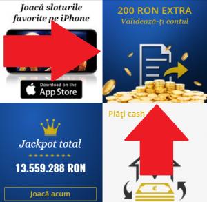 printscreen validare cont casino online admiral