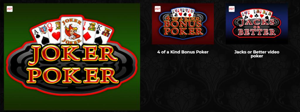 jocuri poker ca la aparate maxbet