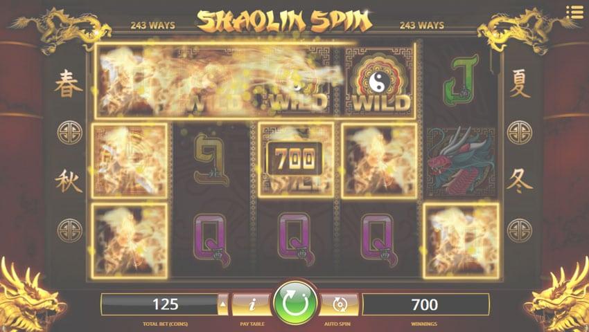 shaolin slot gratis