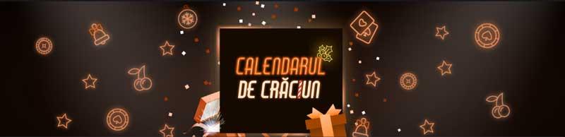 promotia calendarul de craciun betano