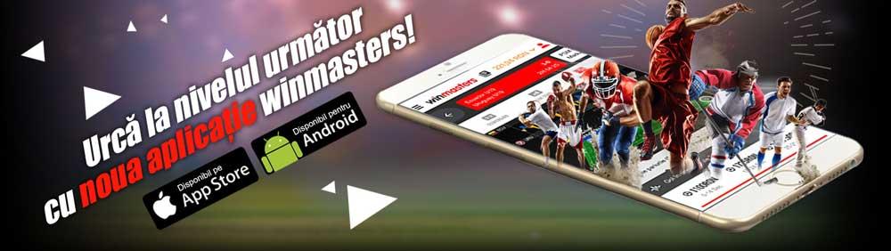 aplicatie winmasters mobile app