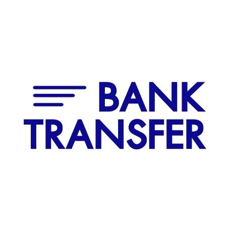 Logo transfer bancar