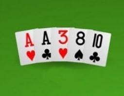 mâini poker - pereche