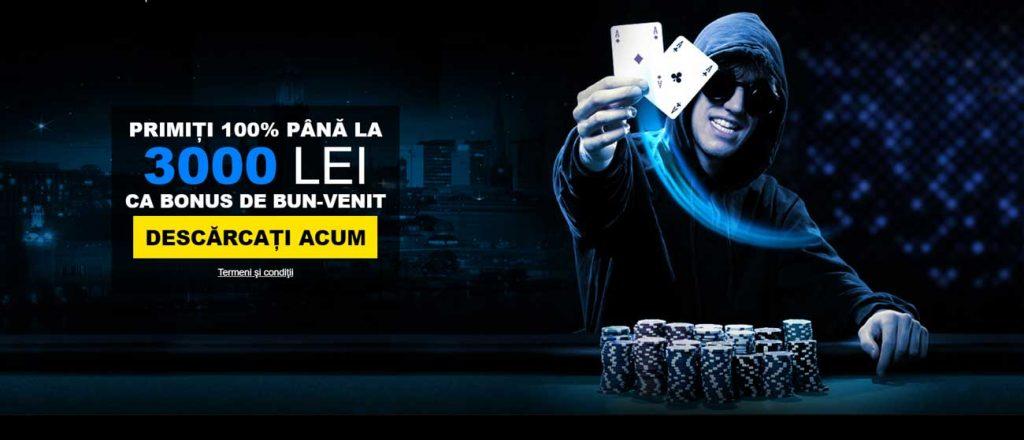 bonus de bun venit la 888 poker