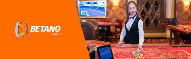 Betano Live Casino