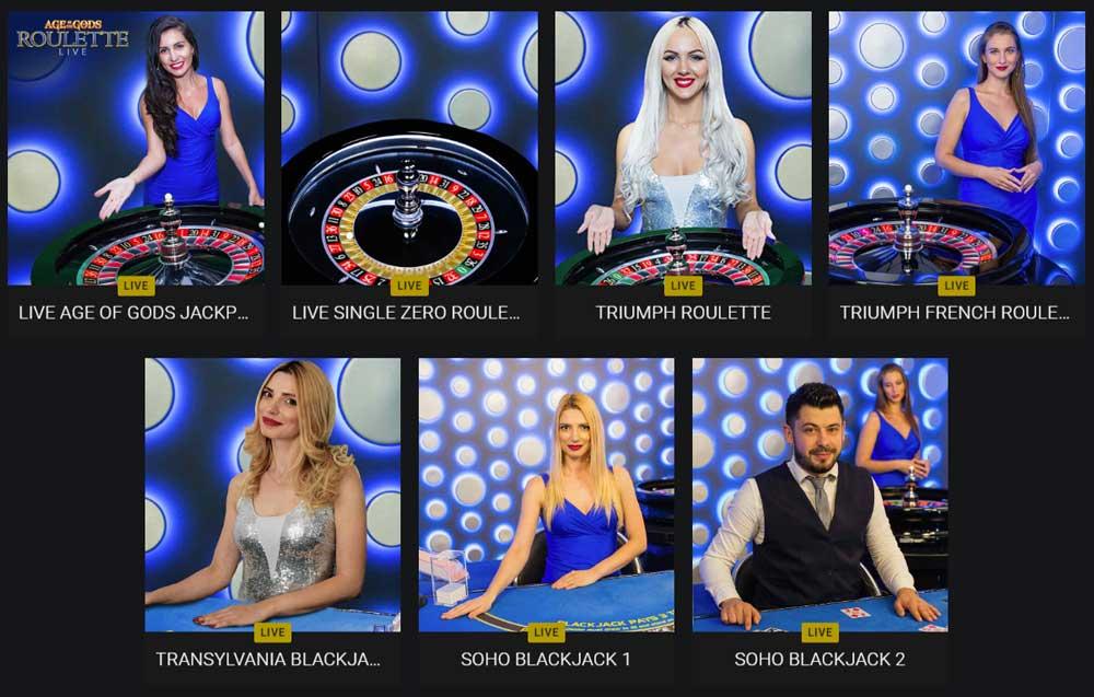 jocuri live casino la efortuna
