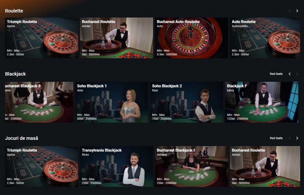 jocuri betano live casino