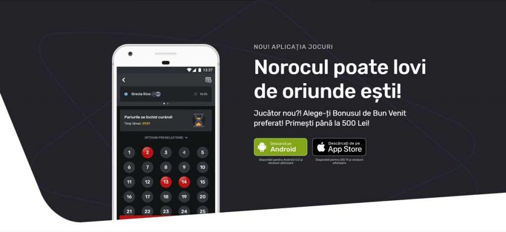 superbet aplicatie mobil