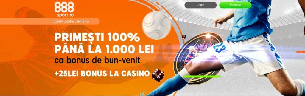 bonus 888 pariuri sportive