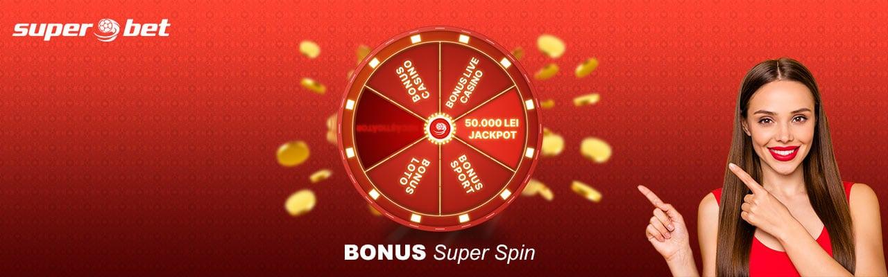 super spin superbet