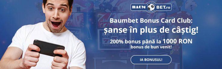 Baumbet Bonus Card