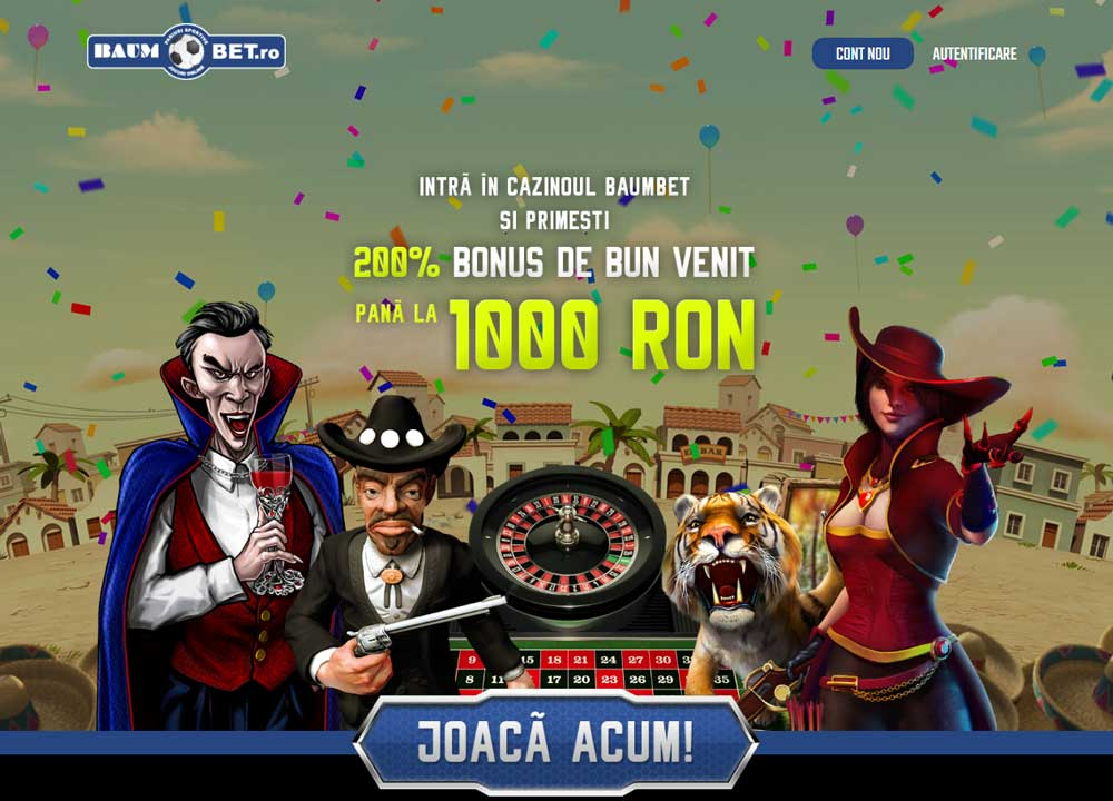 bonus live casino baumbet