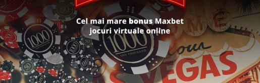 bonus Maxbet virtuale