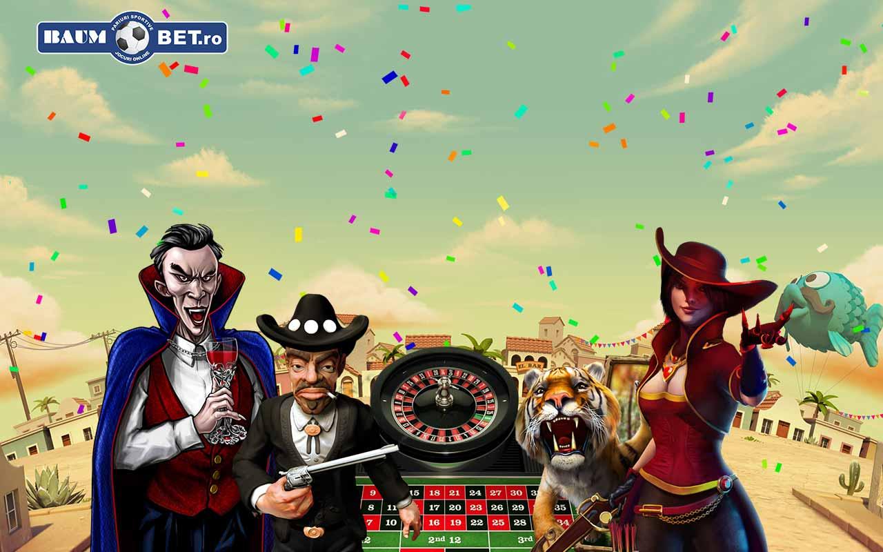 Baumbet live casino