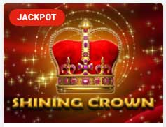 bonus superbet rotiri gratuite la shining crown