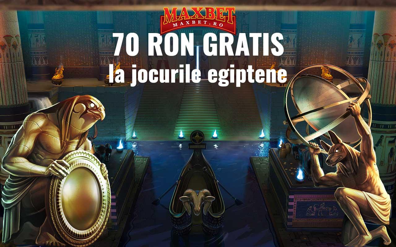 70 RON bonus Maxbet
