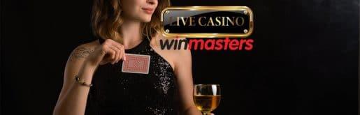 Winmasters live casino online