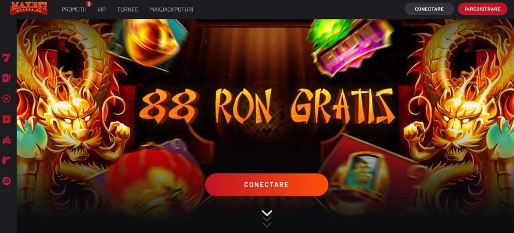 bonus 88 ron maxbet