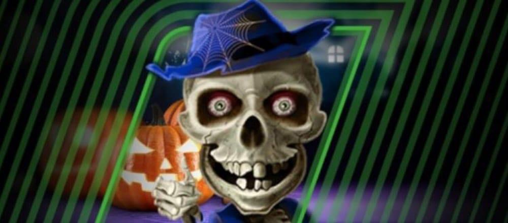 bonus unibet halloween