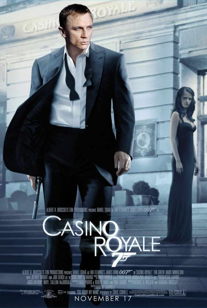 casino royale film - top filme poker