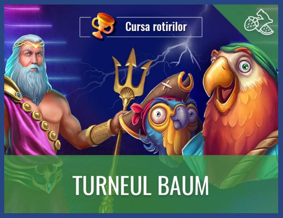 oferte speciale Baumbet cu premii