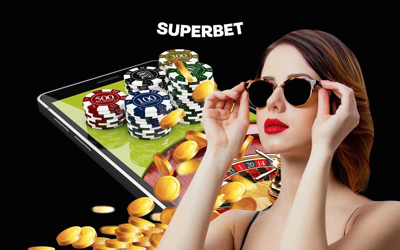 superbet live casino online