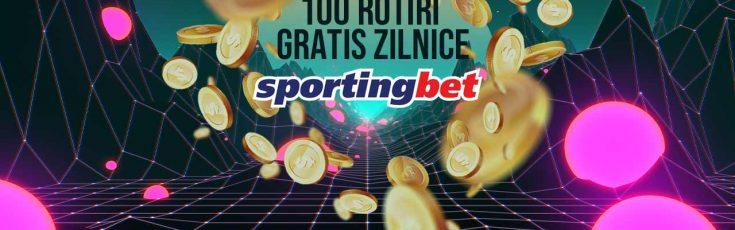 Rotiri gratuite sportingbet