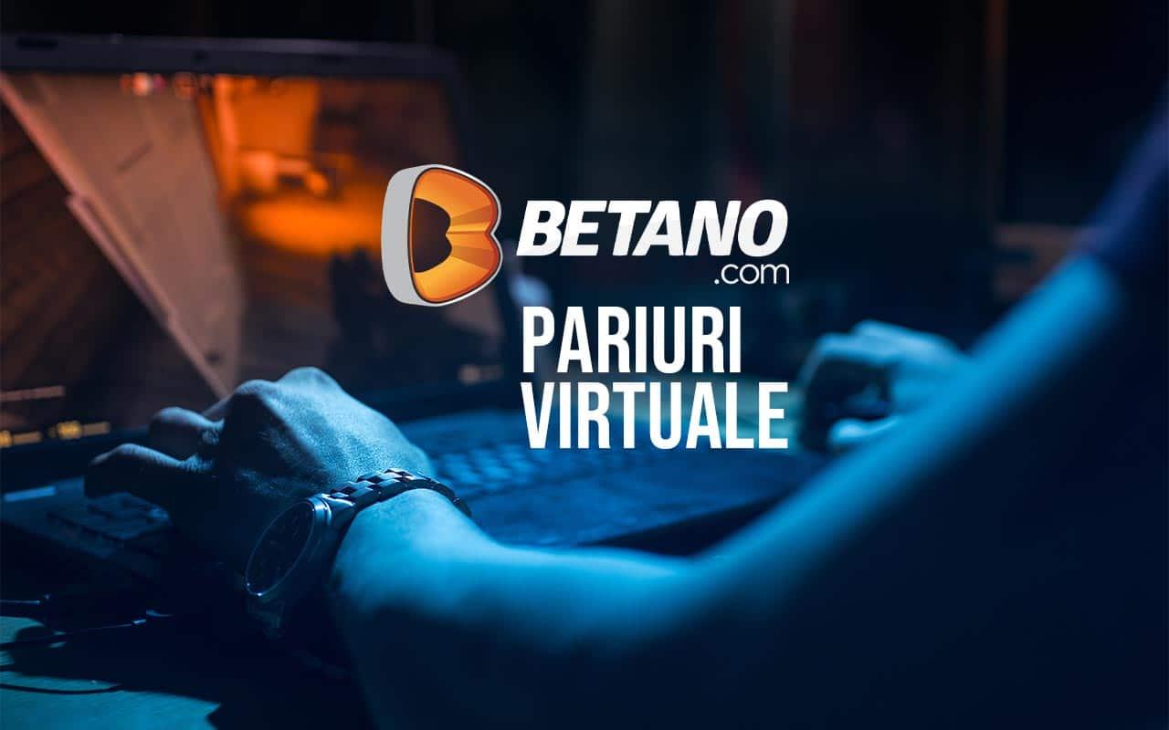 pariuri virtuale betano