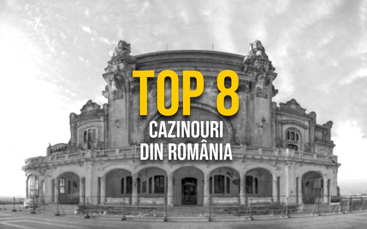 cele mai celebre cazinouri din România