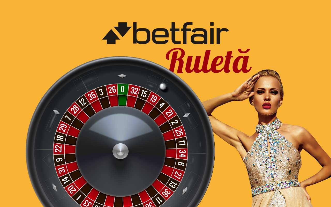 betfair ruletă