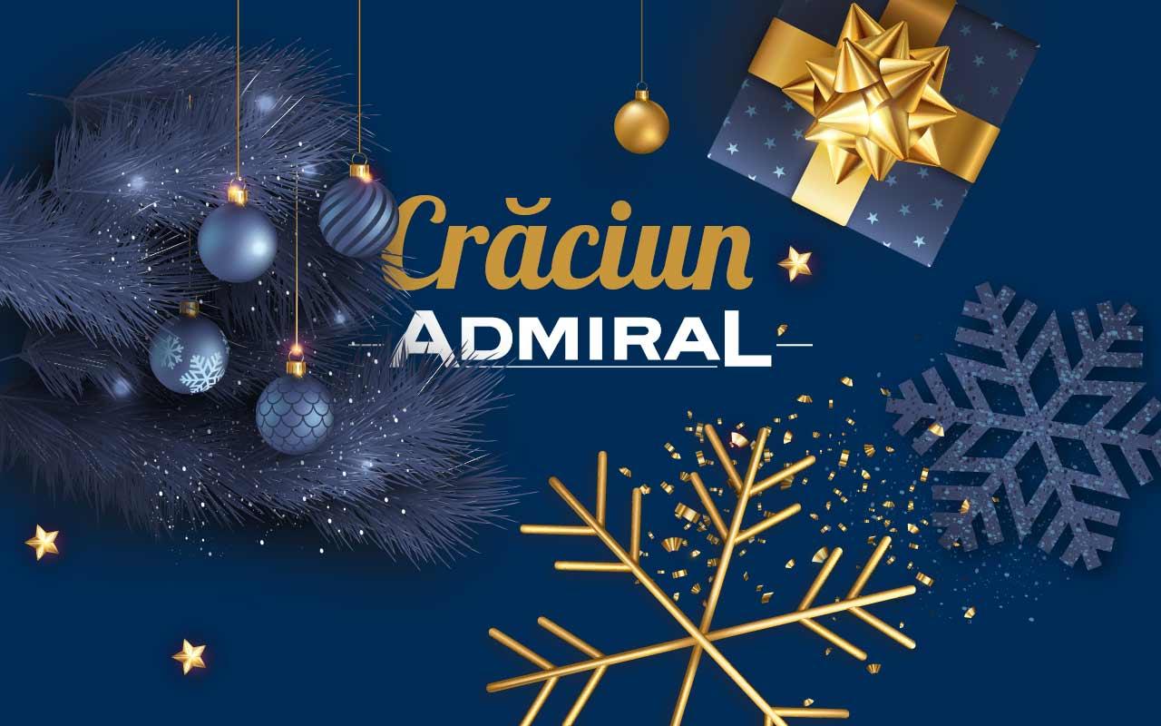 Oferta Admiral de Crăciun