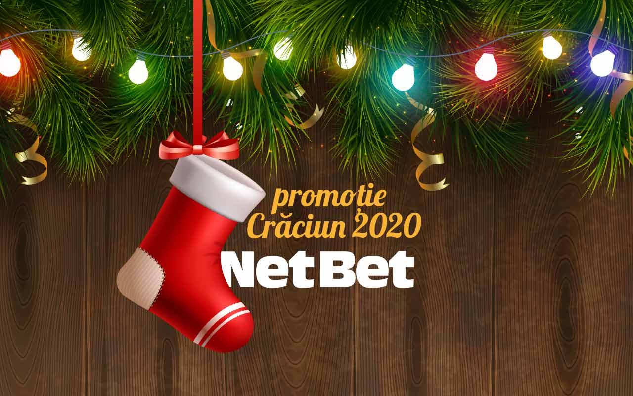 bonus Crăciun Netbet