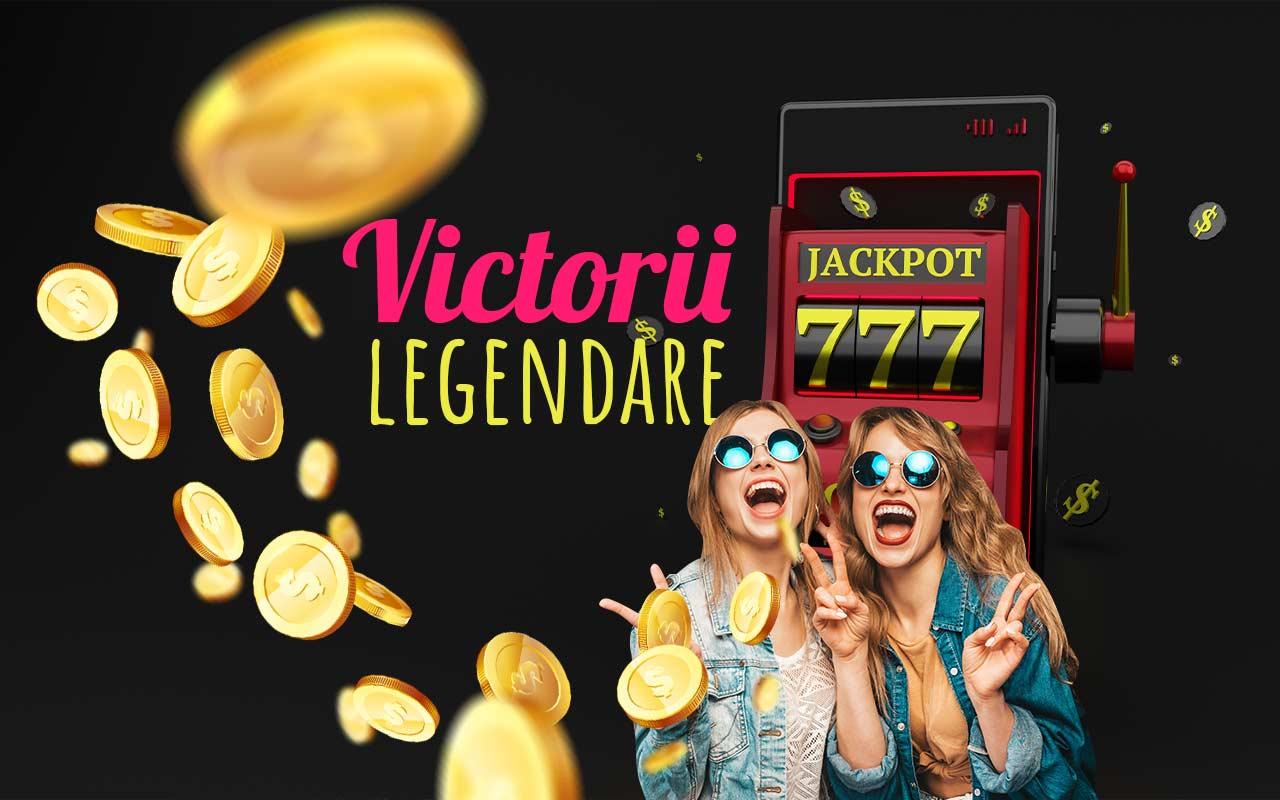 cele mai mari câștiguri la casino