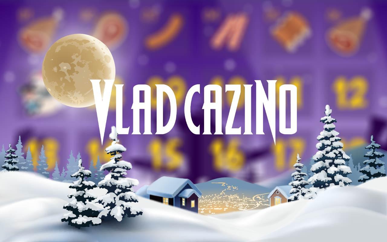 calendar Crăciun Vlad Cazino
