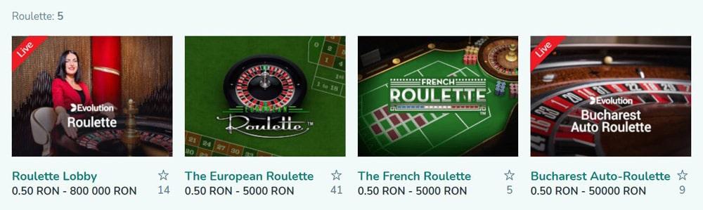 vlad cazino ruletă
