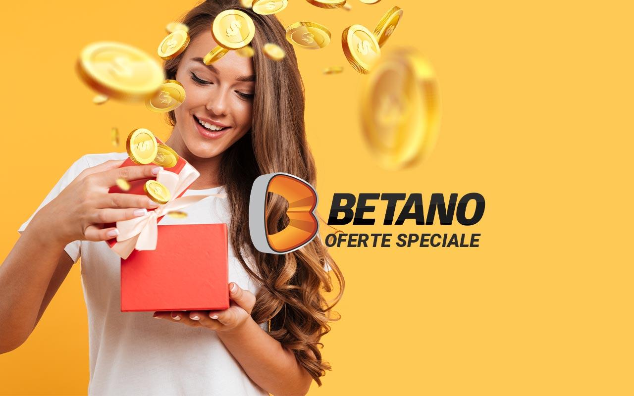 Oferte speciale Betano cu depunere