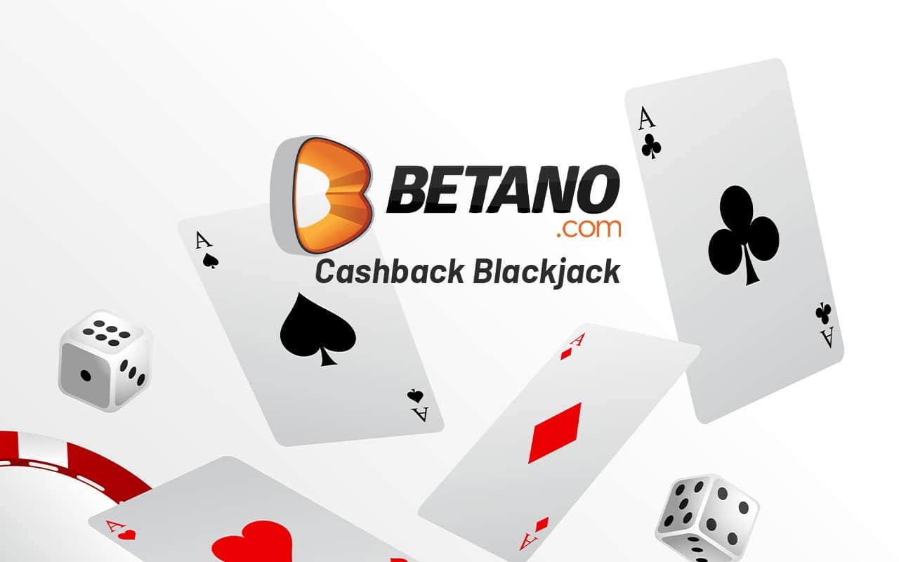 Betano Cashback Blackjack