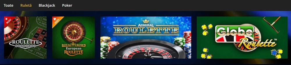 ruleta admiral