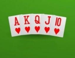chintă-mâini poker