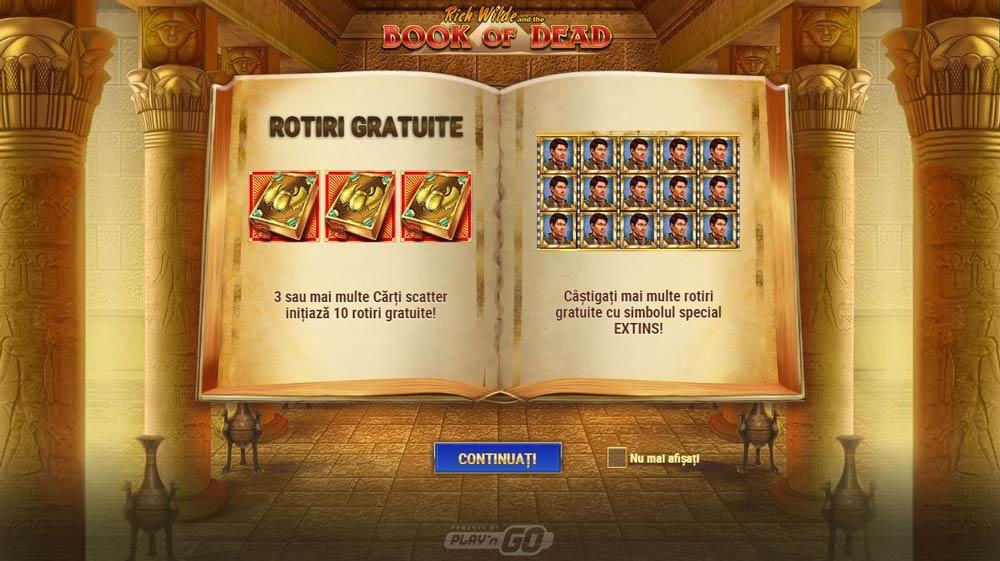 100 rotiri gratuite magic jackpot