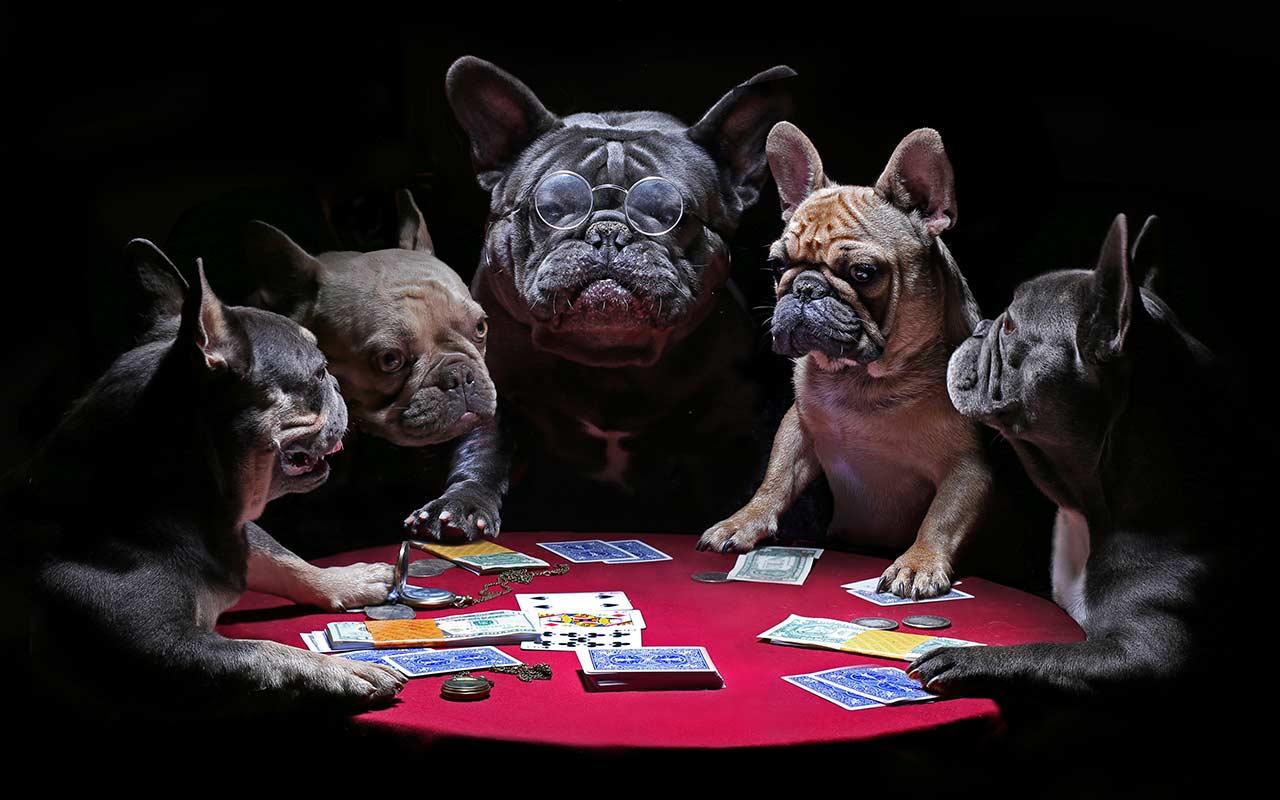 mâini poker