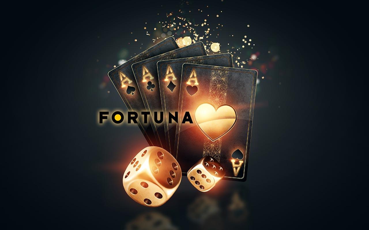 jocuri de cărți la Fortuna