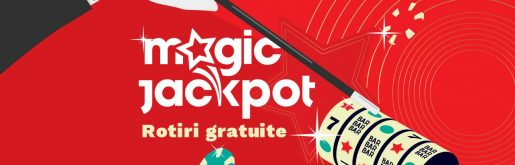 rotiri gratuite Magic Jackpot