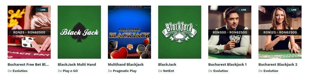 jocuri magic jackpot blackjack